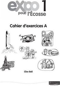 Expo Pour l'Ecosse 1 Workbook A (Pack of 8)