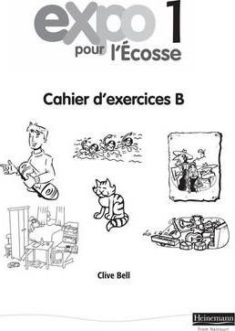 Expo Pour l'Ecosse 1 Workbook B (Pack of 8)