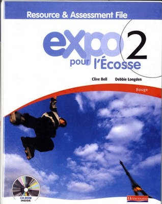 Expo Pour l'Ecosse 2 Rouge Resource and Assessment File Audio CD