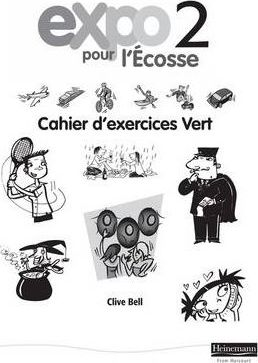 Expo Pour l'Ecosse 2 Vert Workbook (Pack of 8)