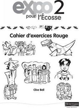 Expo Pour l'Ecosse 2 Rouge Workbook (Pack of 8)