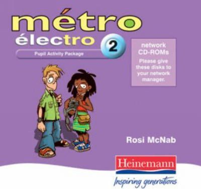 Metro Electro 2 Teacher Package Network CD Pack