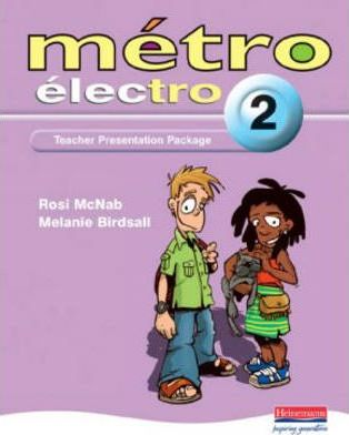 Metro Electro 2 Teacher Package Ringbinder and Booklet