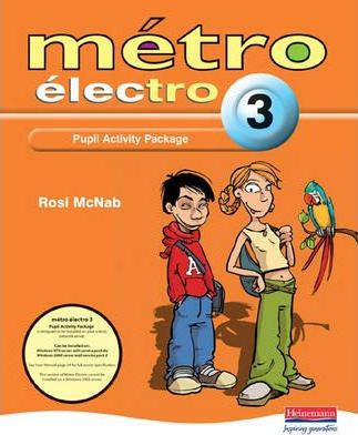Metro Electro Pupil Activity Package 3