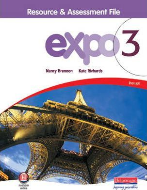 Expo 3 Rouge Resource and Assessment File