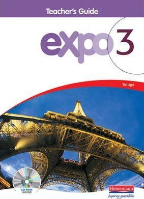 Expo 3 Rouge Teachers Guide
