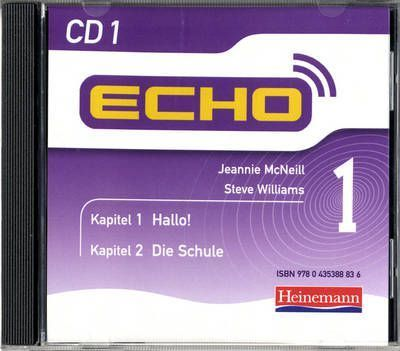 Echo 1 CD 1 Single
