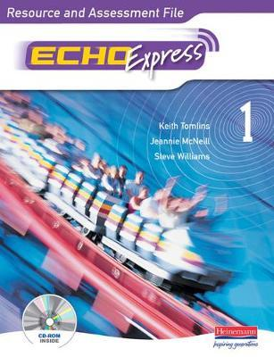 Echo Express 1 Resource and Assessment File