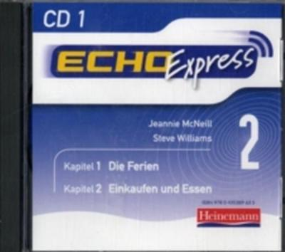 Echo Express 2 CD 3 Single