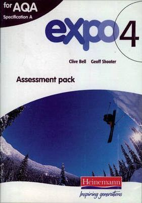 Expo 4 for AQA Specification A Assessment CD Pack