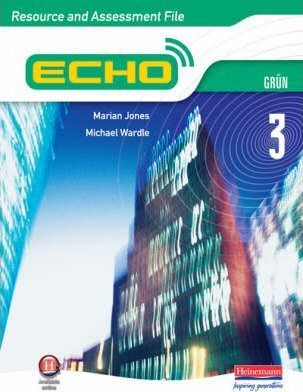Echo 3 Grun Resource & Assessment File
