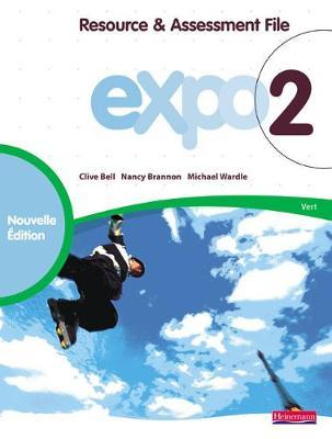 Expo 2 Vert Resource and Assessment File New Edition
