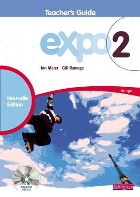 Expo 2 Rouge Teacher's Guide New Edition