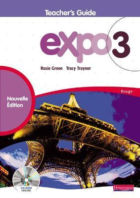 Expo 3 Rouge Teacher's Guide New Edition