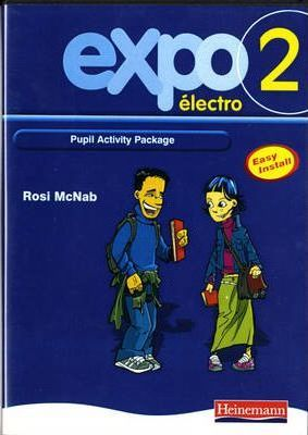 Expo Electro 2 Pupil Activity Package
