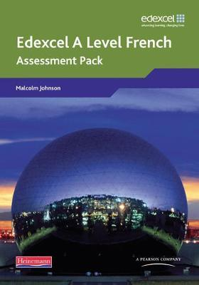 Edexcel A Level French Assessment Pack