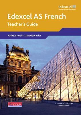 Edexcel A Level French (AS) Teacher's Guide & CDROM