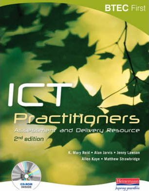 BTEC First ICT Practitioners Teachers Resource File