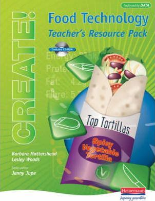 Create! Food Technology Teacher's Resource Pack and CD-ROM