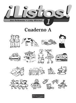 Listos! 1 Workbook A (Pack of 8)