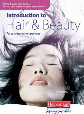 Introduction to Hairdressing and Beauty Therapy Presentation CD-ROM