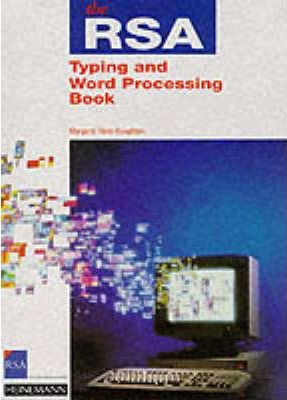 RSA Typing and Word Processing Student's Book