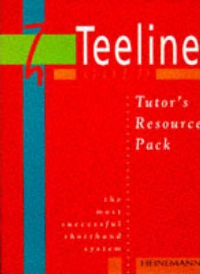 Teeline Gold Tutor's Resource Pack