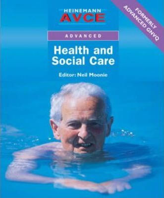 AVCE Health & Social Care Student Book