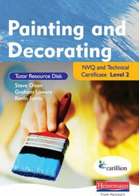 Painting and Decorating NVQ and Technical Certificate Level 2 Tutor Resource Disk