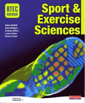 BTEC National Sport & Exercise Science Student Book 2007