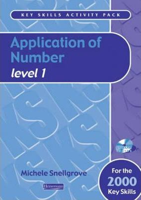 Key Skills Activity Pack Application of Number Level 1
