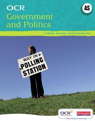 OCR A Level Government and Politics Student Book (AS)