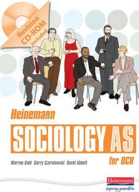 Heinemann Sociology OCR AS Student Book with CD-ROM