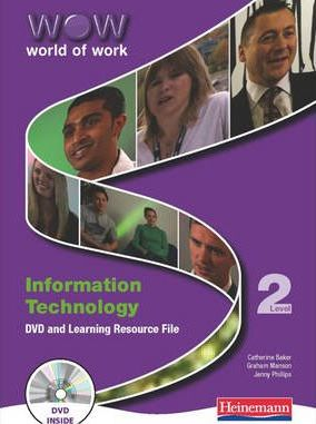World of Work DVD and Learning Resource File