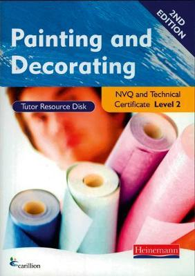 Painting and Decorating NVQ Level 2 Tutor Resource Disk
