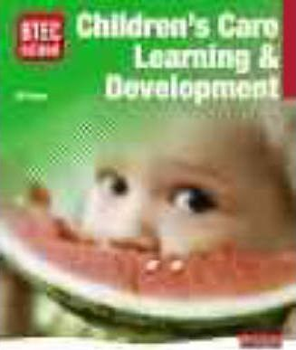 BTEC National Children's Care, Learning and Development Student Book
