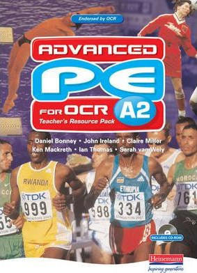 Advanced PE for OCR A2 Teacher's Resource File with CD-ROM
