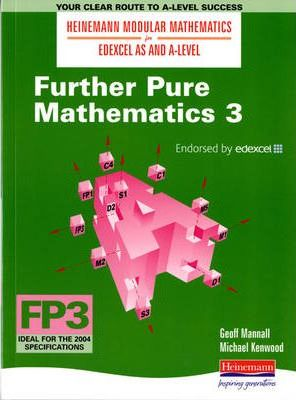 Heinemann Modular Maths Edexcel Further Pure Maths 3