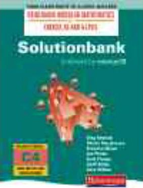 Solutionbank: Core Maths 4 Student Edition