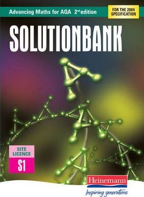 Advancing Maths for AQA Solutionbank Statistics 1 (S1) Network Edition