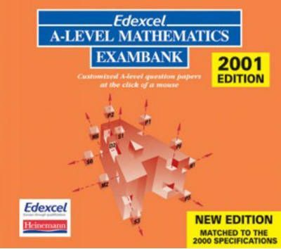 Edexcel A Level Maths Exambank - 2001
