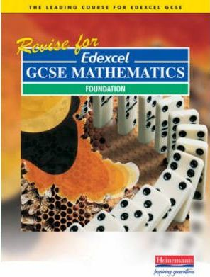 Revise for Edexcel GCSE Maths Foundation
