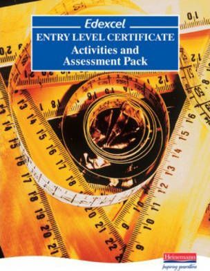 Edexcel Entry Level Certificate in Maths Activity Pack