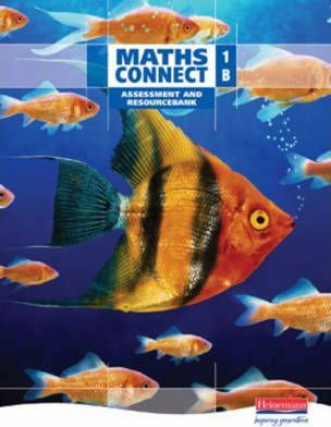 Maths Connect 1 Blue Resourcebank Network CD-ROM and File