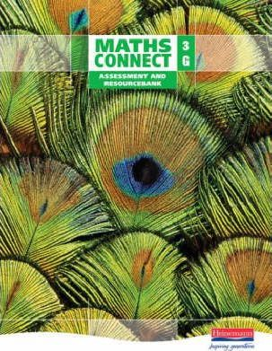 Maths Connect 3 Green Resourcebank CDROM Network and File