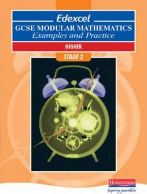 Edexcel GCSE Modular Maths Higher Stage 2 Examples & Practice