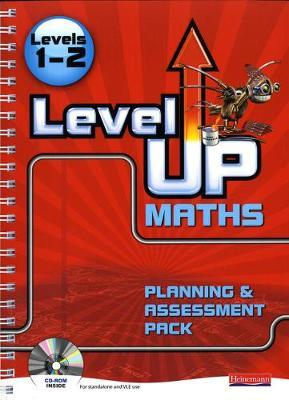 Level Up Maths: Access Teacher Planning and Assessment Pack (Level 1-2)