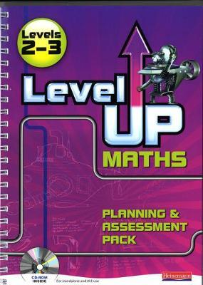 Level Up Maths: Access Teacher Planning and Assessment Pack (Level 2-3)