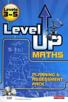 Level Up Maths: Teacher Planning and Assessment Pack (Level 3-5)