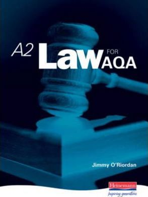 A2 Law for AQA